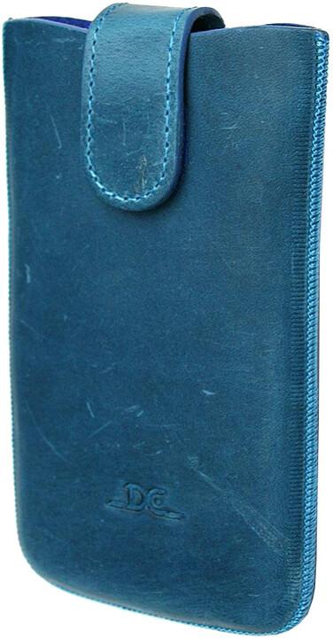 """DC POUZDRO 8XL (5,1"""") Legacy Grezy MODRÉ Samsung Galaxy S5"""