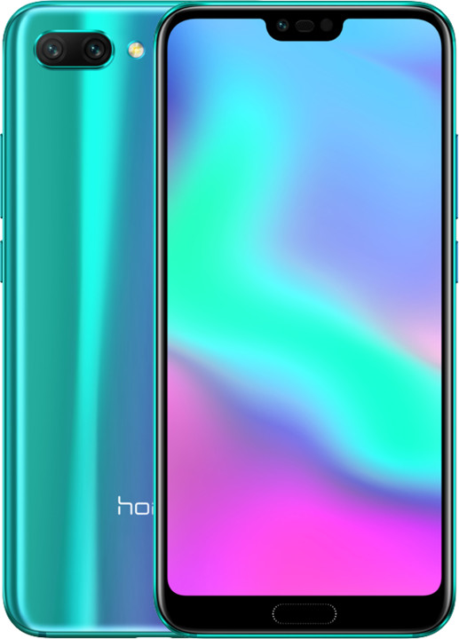 Honor 10, 4GB/64GB, Phantom Green