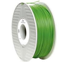 Verbatim tisková struna (filament), PLA, 1,75mm, 1kg, zelená - 55271