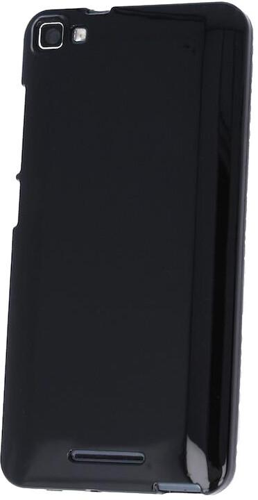 myPhone silikonové pouzdro pro L-line, černá