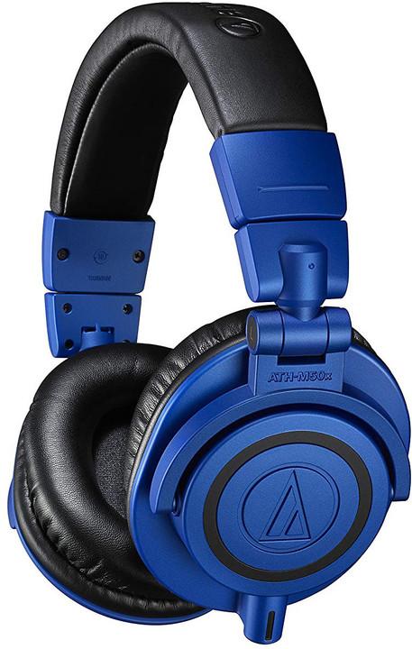Audio-Technica ATH-M50xBB, modrá