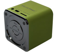 Technaxx Mini MusicMan, zelená - 3529
