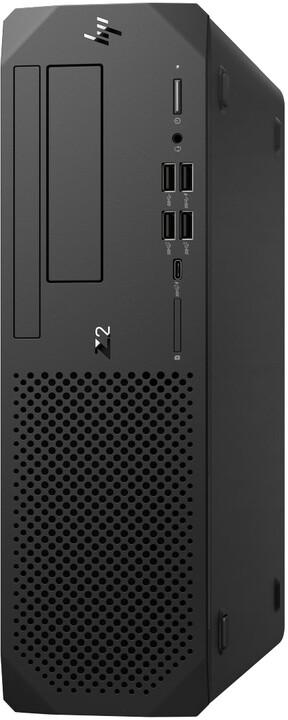 HP Z2 G5 SFF, černá