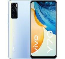 vivo Y70, 8GB/128GB, Oxygen Blue + Antivir Bitdefender Mobile Security for Android 2020, 1 zařízení, 12 měsíců v hodnotě 299 Kč