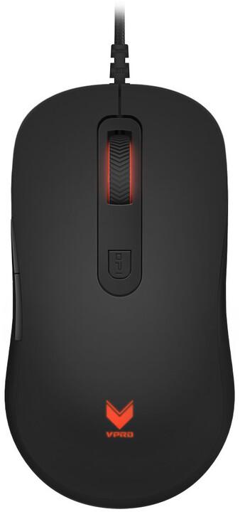 Rapoo VPRO V16, černá