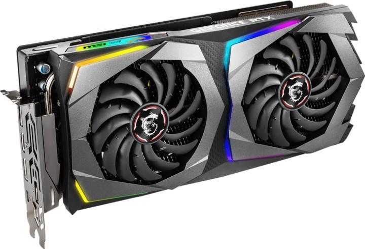 MSI GeForce RTX 2070 GAMING X 8G, 8GB GDDR6