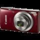 Canon IXUS 185, červená  + Voucher až na 3 měsíce HBO GO jako dárek (max 1 ks na objednávku)