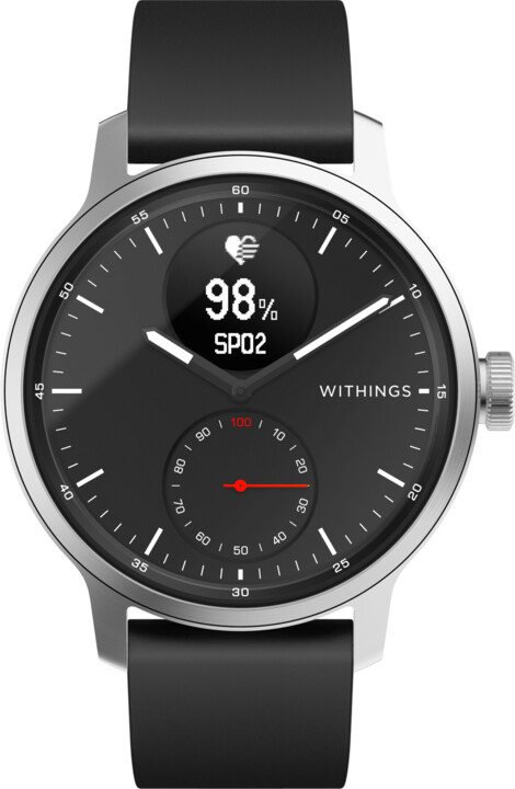 Withings Scanwatch 42mm, Black