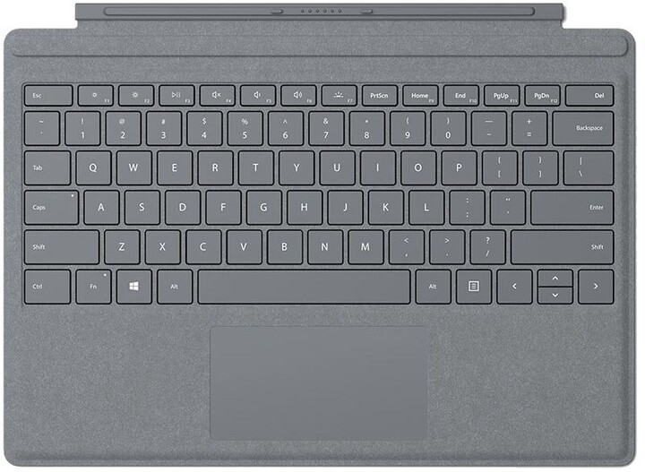 Microsoft Surface Pro Signature Type Cover, ENG, Lite Charcoal