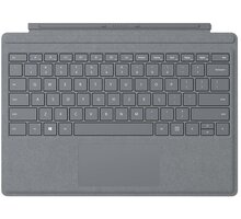 Microsoft Surface Pro Signature Type Cover, ENG, Lite Charcoal - FFP-00153