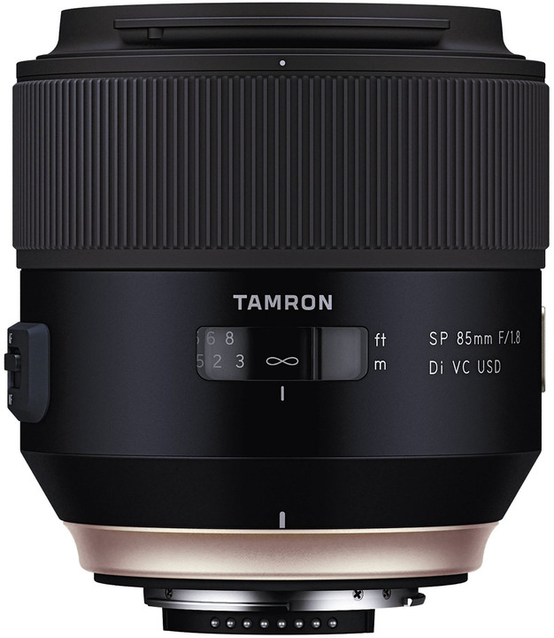 Tamron AF SP 85mm F/1.8 Di VC USD pro Canon