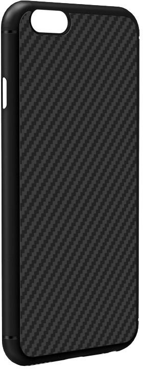 Nillkin Synthetic Fiber ochranný zadní kryt pro iPhone 7 Plus, černá
