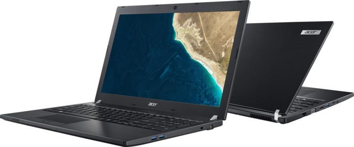 Acer TravelMate P6 (TMP658-G3-M-50NJ), černá