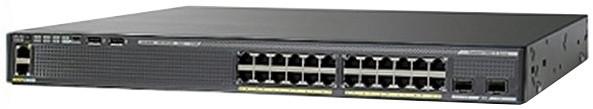 Cisco Catalyst 2960XR-24PS-I