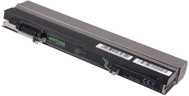 Patona baterie pro DELL LATITUDE E4300 5200mAh Li-Ion 11,1V PREMIUM