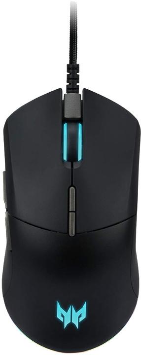 Acer Predator Cestus 330, černá
