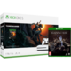 XBOX ONE S, 1TB, bílá + Shadow of the Tomb Raider  + Hra XONE - Middle-Earth: Shadow of War v ceně 1200 Kč + 300 Kč na Mall.cz