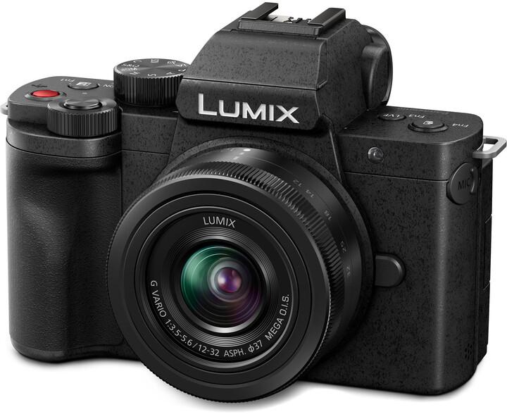 Panasonic Lumix G100 + LUMIX G VARIO 12-32mm f/3.5-5.6