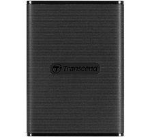 TRANSCEND ESD230C - 960GB, černá