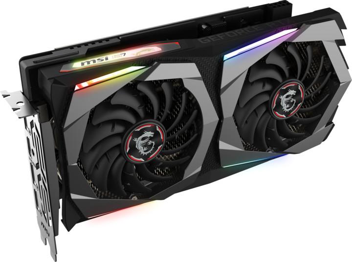 MSI GeForce RTX 2060 GAMING Z 6G, 6GB GDDR6