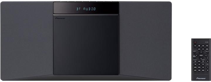 Pioneer X-SMC02D-B, černá
