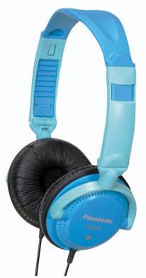 Panasonic RP-DJS200E-A, modrá