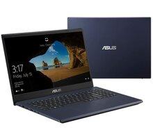 ASUS X571GD-BQ275T, modrá  + DIGI TV s více než 100 programy na 1 měsíc zdarma