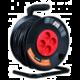 Sencor prodlužovací přívod, 4 zásuvky, buben, 25m, černá