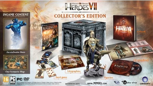 Might and Magic: Heroes VII Sběratelská edice (PC)