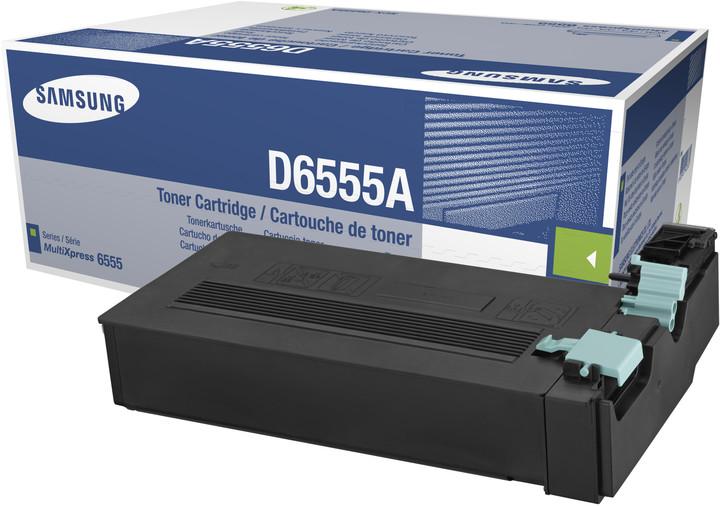 Samsung SCX-D6555A/ELS, černá