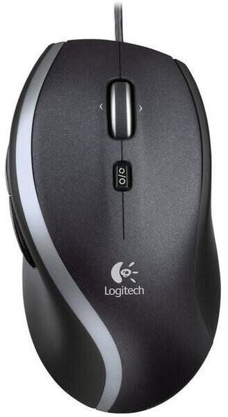 Logitech Corded M500s, černá