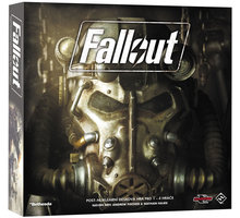Blackfire Desková hra Fallout (CZ) FZX02CZ
