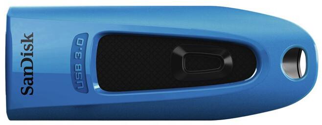 SanDisk Ultra - 64GB, modrá