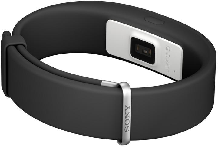 Sony SWR12 SmartBand Activity Monitor, černá