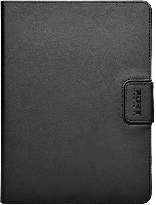 Port Designs MUSKOKA pouzdro na tablet iPad (2019) 10.2'', černá