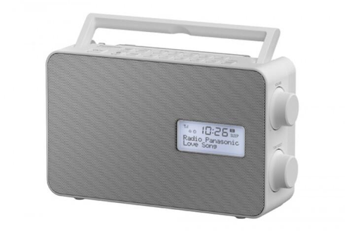 Panasonic RF-D30BTEG-W, bílá