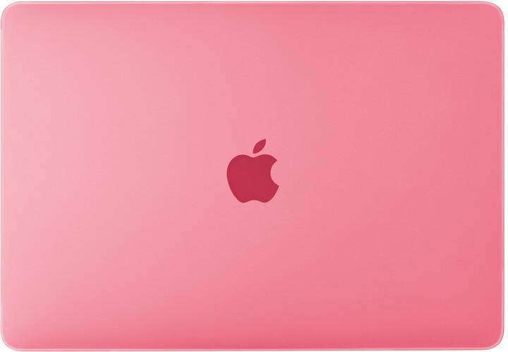 """EPICO plastový kryt Shell Cover MATT pro MacBook Air 13"""" (2018/2020), růžová"""