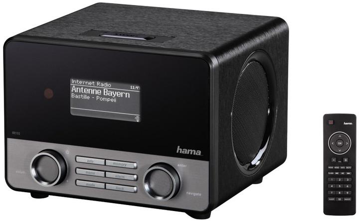 Hama IR110, internetové rádio