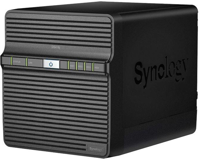 Synology DS416j DiskStation