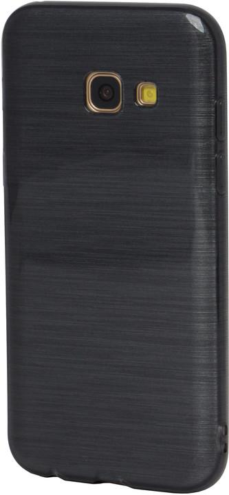 EPICO plastový kryt pro Samsung Galaxy A3 (2017), STRING - černý transparentní