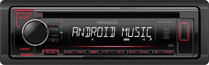 Kenwood KDC-120UR