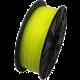 Gembird tisková struna (filament), PLA+, 1,75mm, 1kg, žlutá