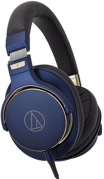 Audio-Technica ATH-MSR7SE, modrá
