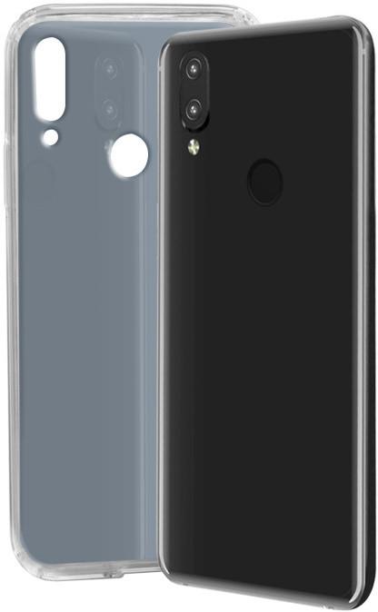 SBS TPU pouzdro pro Huawei P20 Lite, šedá