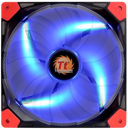 Thermaltake Luna 14 LED Blue, 140mm