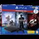 PlayStation 4 Slim, 1TB, černá + Gran Turismo Sport + Horizon Zero Dawn + Uncharted 4  + Voucher na slevu 300 Kč na další nákup v hodnotě nad 3000 Kč (max. 1 ks, který získáte při objednávce nad 499 Kč)
