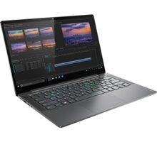 Lenovo Yoga S740-14IIL, šedá Servisní pohotovost – vylepšený servis PC a NTB ZDARMA + Pohodlný servis Lenovo + Kuki TV na 2 měsíce zdarma