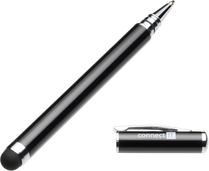 CONNECT IT stylus / kuličkové pero, 8mm