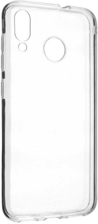 FIXED ultratenké TPU gelové pouzdro Skin pro Asus Zenfone Max M1 (ZB555), 0,6 mm, čiré