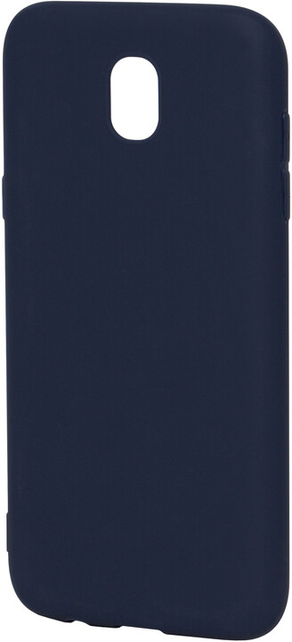 EPICO plastový kryt pro Samsung Galaxy J5 (2017) SILK MATT - tmavě modrý